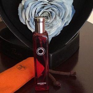 BN Hermès perfume travel spray citron noir 15 ml